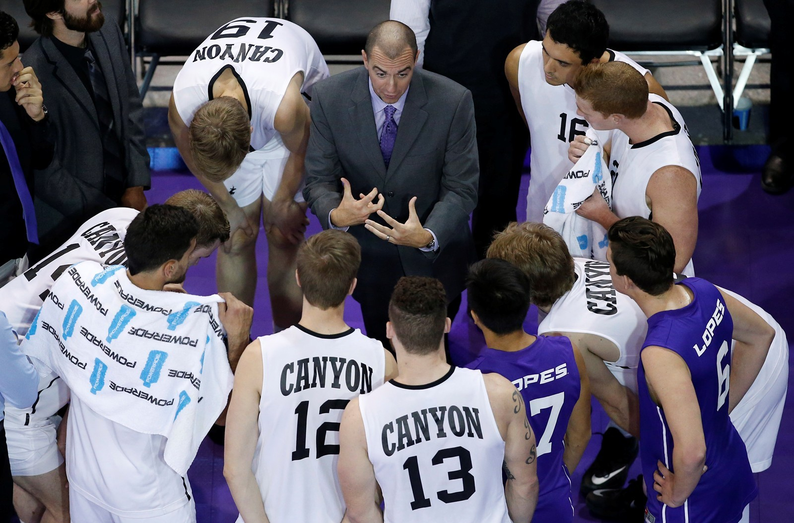 Lopes Take No. 7 USC To The Wire Before Falling 3-2 | Grand Canyon ...